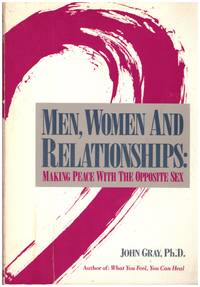 image of MEN, WOMEN AND RELATIONSHIPS