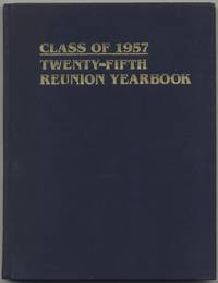 [Yale yearbook]: Class of 1957. Twenty-Fifth Reunion Yearbook