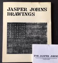 """Jasper Johns Drawings + The Accordion Fold-Out """"For Jasper Johns"""""""