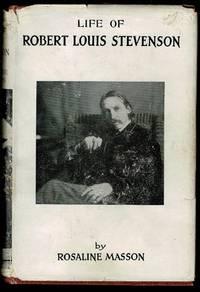 image of Life of Robert Louis Stevenson