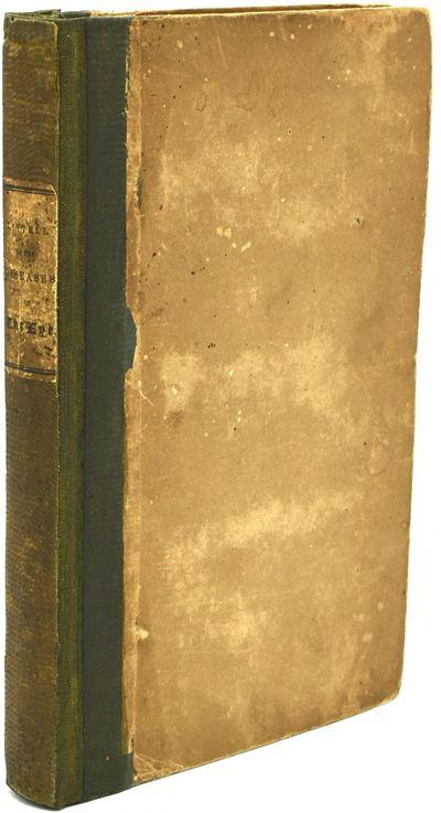 Philadelphia: John S. Littell, 1837. First Edition. Hard Cover. Good binding. An early American stud...