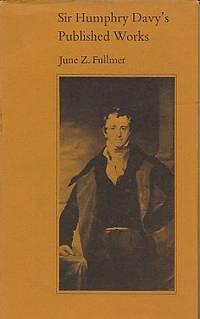 Sir Humphrey Davy's Published Works