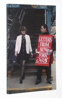 Letters from New York, No. 5: A Book of Lettering and Related Arts by Calderhead, Christopher; Ben Kroh; Cynthia Dantzic; Bradford Winters - 2008