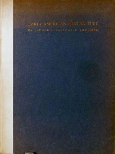 New York: Privately Printed, 1930. First edition. Hardcover. Orig.blue/gray boards with white cloth ...