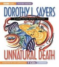 image of Unnatural Death (Lord Peter Wimsey series) (Lord Peter Wimsey Mysteries)