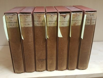 Edinburgh: Robert Cadell, John Murray and Whittaker and Company, 1837. Hardcover. Octavo; G+; Hardco...