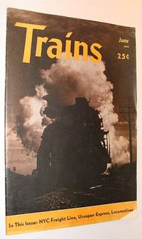 Trains Magazine, June 1944, Vol. 4, No. 8