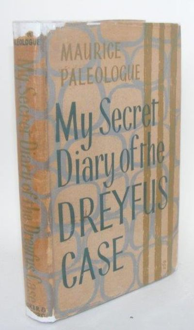 My secret diary of the dreyfus case 1894 1899 by for My secret case srl