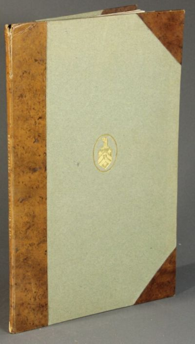 London: Printed for Lawton Gilliver, 1733. First edition, folio, pp. , 13, ; half title reads