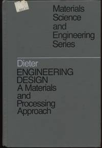 Engineering Design By Dieter George E