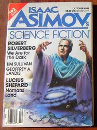 Isaac Asimov's Science Fiction Magazine - October 1987 - Vol. 11 No. 10 (Whole Number 122)