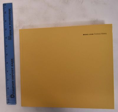 Cherbourg-Octeville: Le Point du Jour, 2009. Hardcover. VG. Yellow boards with black stamped letteri...
