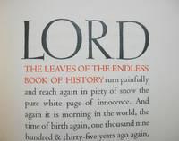 A Christmas Psalm, 1935