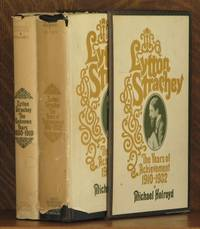 LYTTON STRACHEY (2 VOL SET - COMPLETE)