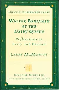 image of Walter Benjamin at the Dairy Queen: Reflections on Sixty and Beyond [Uncorrected proof, second issue]
