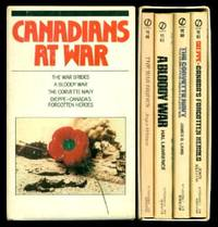 image of CANADIANS AT WAR: A Bloody War; The War Brides; The Corvette Navy; Dieppe - Canada's Forgotten Heroes