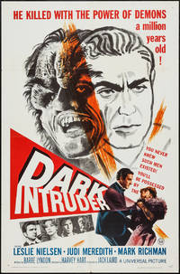 Dark Intruder. [Movie -TV Poster].