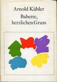 Babette, herzlichen Gruss.