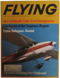 Flying Magazine. October, 1971. Vol. 89, No. 4