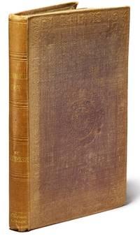 Emerson's Representative Men, Rare Presentation Copy of Earl and Ava Lovelace, the Earliest Computer Programmer