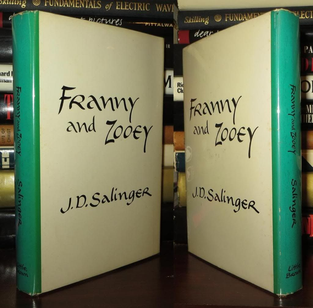 a comparison of the color purple by alice walker and franny and zooey by jd salinger