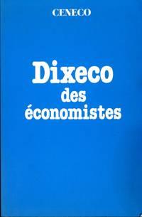 DIXECO DES ECONOMISTES : 4e Edition