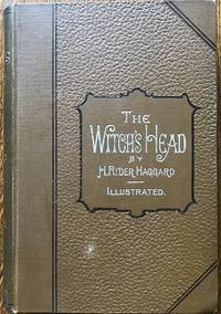 image of The Witch's Head. With Sixteen Full-Page Illustrations by Charles Kerr. Twenty-Sixth Thousand.