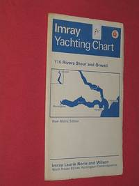 Imray Yachting Chart: Y16 Rivers Stour and Orwell