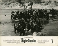 image of Major Dundee (Collection of 7 original lobby cards from the 1965 film)