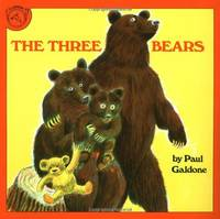 The Three Bears Paul Galdone Classics