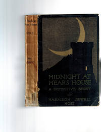 Midnight at Mears House; A Detective Story. ( RARE Advance Copy )