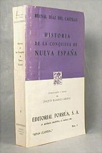 image of Historia Verdadera De La Conquista De Nueva Espana