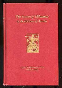 The Letter of Columbus on the Discovery of America