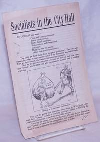 image of Socialists in the City Hall