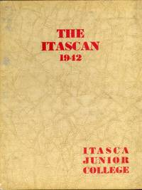 The 1942 Itascan and Blast. Grace Dolezel. Yearbook for Itasca Junior  College and Greenway High School