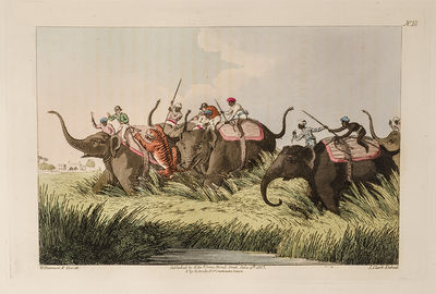 London: Edward Orme, 1819. The Manners, Customs, Scenery, and Costume of a Territory, Now Intimately...