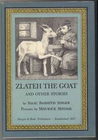 image of ZLATEH THE GOAT AND OTHER STORIES