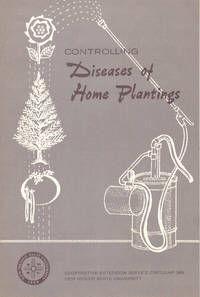 CONTROLLING DISEASES OF HOME PLANTINGS