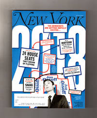 New York Magazine - April 3 - 16, 2017. Jon Ossoff Cover. Trump-Hate Weather Vane; Up-for-Grabs Midterm Seats; Kirsten Gillibrand; Brude Belden in Syria; Trump's Dangerous Tribalism; Jennifer Plotnick, Hipster Dentist; 50s-Style Portraits; Zumba Parties; Chiu-Ti Jansen; West Village Dream House; Danny Rubin's Groundhog Day; 42nd Street Architecture Walk