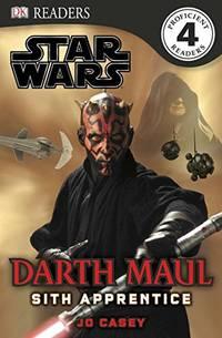 Star Wars: Darth Maul Sith Apprentice (DK Readers: Level 4)
