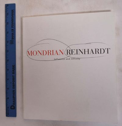 New York: PaceWildenstein, 1997. Paperback. VG. White card wraps with red, black and gray lettering....
