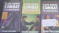 image of Wing  Chun  Gung-Fu; Close-Range  Combat  Techniques  3 VHS Parts 1,2 & 3