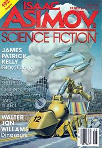 Isaac Asimov's Science Fiction Magazine June 1987