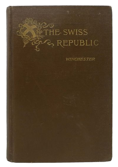 Philadelphia: J.B. Lippincott, 1891. 1st edition. Brown cloth binding with gilt letterin to front co...