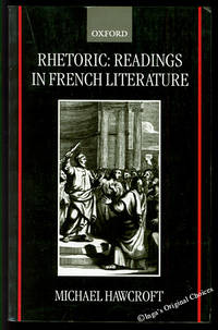 Rhetoric: Readings in French Literature