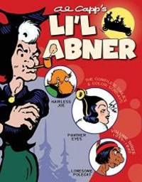 image of Li'l Abner: The Complete Dailies and Color Sundays, Vol. 3: 1939-1940