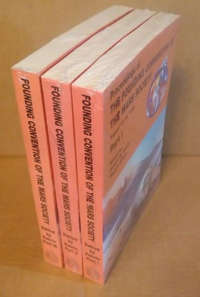 San Diego: A Univelt Publication, (1998). Three-volume set of approx. 7