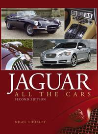 Jaguar: All the Cars by  Nigel Thorley - Hardcover - from World of Books Ltd (SKU: GOR006563434)