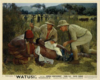 Watusi (Collection of 7 photographs from the 1959 film)