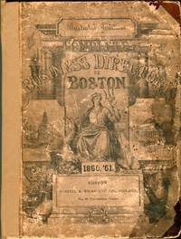 image of Sketches and Business Directory of Boston and Its Vicinity for 1860 and 1861